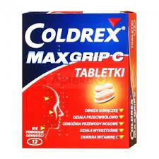 Coldrex MaxGrip C tabl.*12