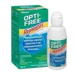 Opti Free Replenish Płyn dezynf. 120ml