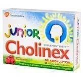 Cholinex Junior x 16 pastyl.