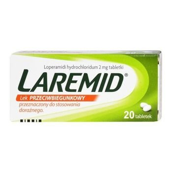 Laremid tabl. 2mg*20