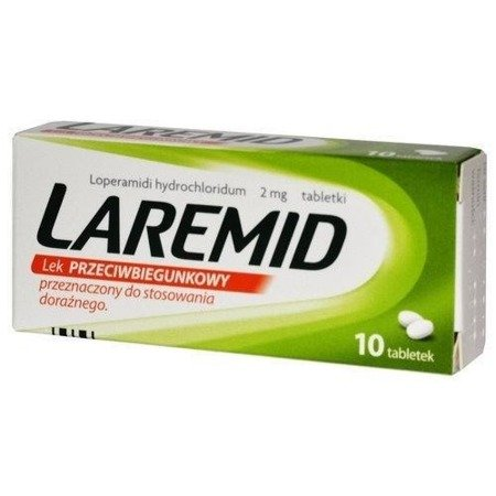 Laremid 2mg x 10 tabl.